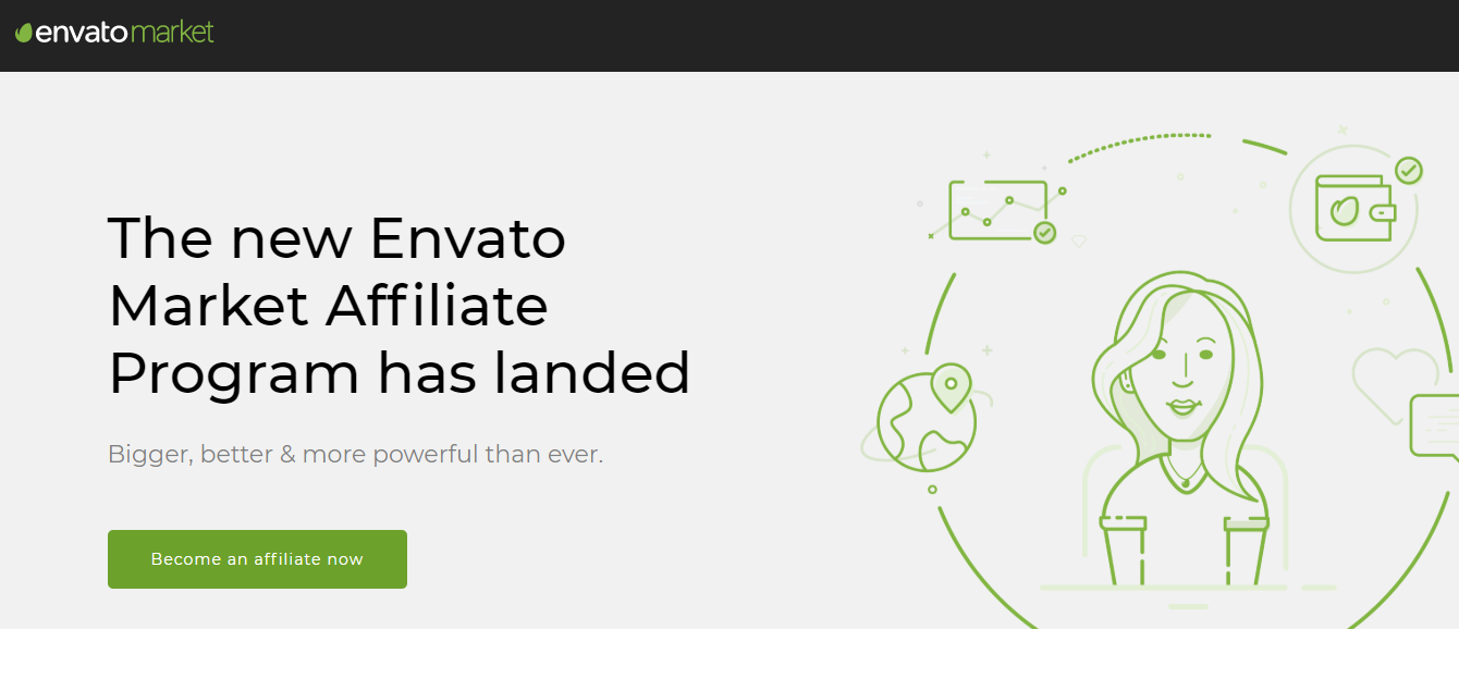 How Much Does Ebay Pay For Affiliate Commissions For Products Envato Market Affiliate Program