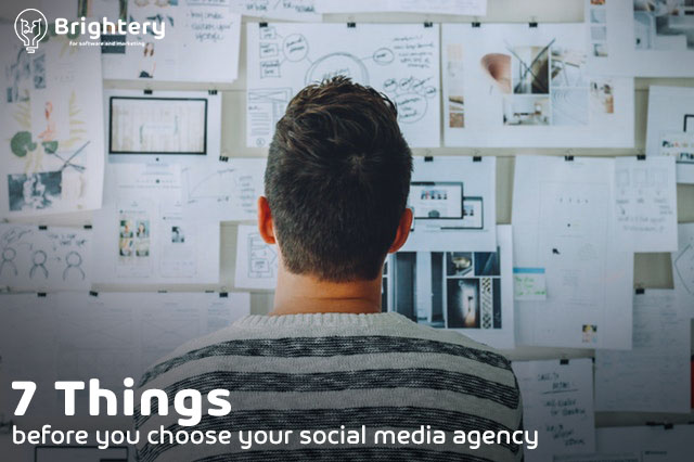How to choose your Social media management company