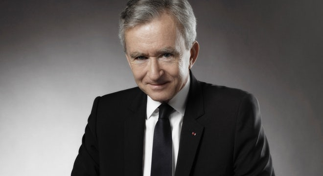 Bernard Arnault - The Richest people in the world
