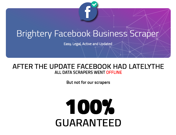 Brightery Facebook Business Scraper v3.5